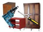 Доставка монтаж, сборка мебели