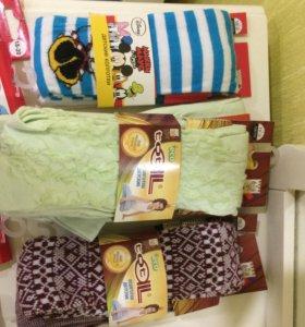 Новые носки и колготки для девочки