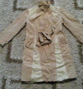Плащ и куртка