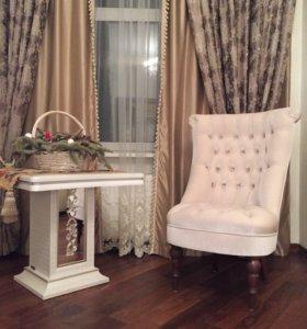 Кресло в стиле винтаж.