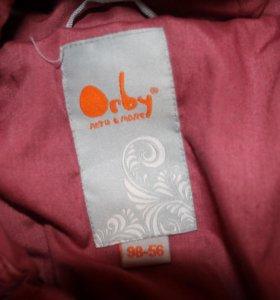 Комплект демисезонный,фирма Orby