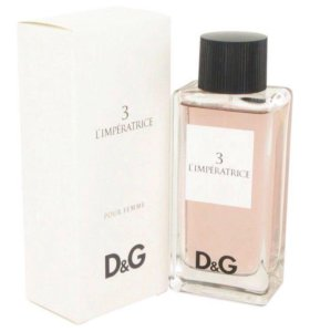 D&G Anthology L`Imperatrice 3 Dolce&Gabbana 100 мл