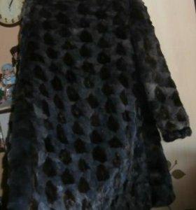 Норковая шуба 56 размер