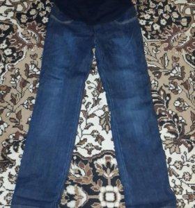 Утепленные джинсы для беременных