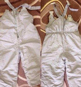 Полукомбинезоны, зимние и осенние штаны