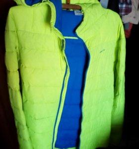 Куртка demix мужская