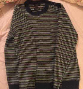 Новый оригинальный шерстяной свитер Essentiel