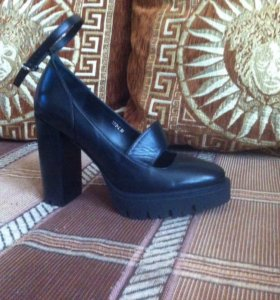 Туфли Кожаные