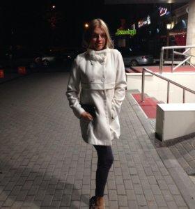 Кашемировое пальто Motivi