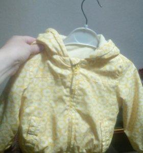 Курточка детская BubyGo