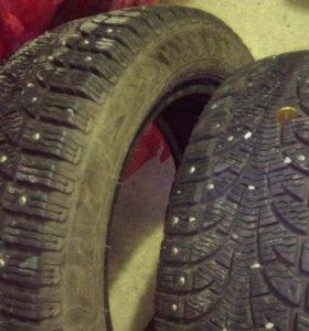 Pirelli winter. 205/55/16. Шипы.