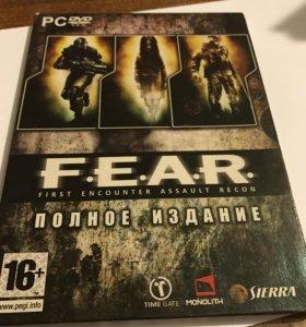 PC игра F.E.A.R.