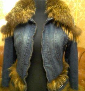 Курточка утепленная 42-44