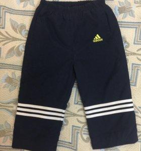 Утеплённые штаны adidas 86