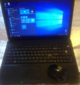 Ноутбук  core i3, blue ray disk