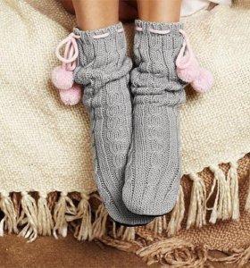 Носки-тапочки