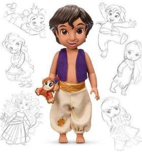 Новая Кукла Алладин Disney