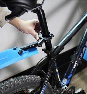 Крыло велосипедное, комплект.