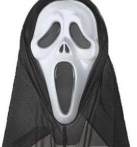 Маска Крик на halloween
