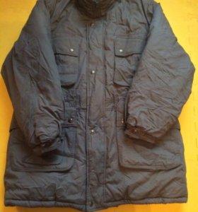 Зимняя куртка 54-56.