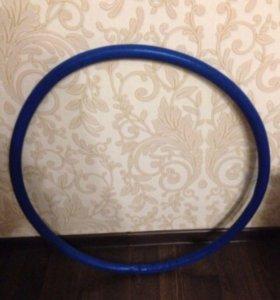 Обруч гимнастический Диам. 75 см новый