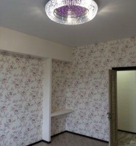 Натяжные потолки, ремонт и отделка квартир, офисов