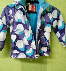 Куртка ф. Reima на девочку