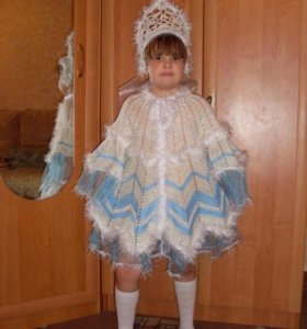 Новогодний костюм на 5-7 лет