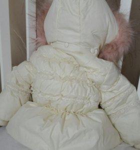 Осенняя куртка Guilliver