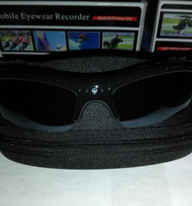 Спортивные очки с микро камерой.