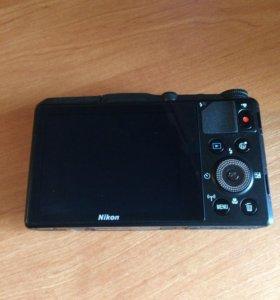Nikon cool pix s9700