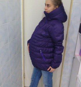 Куртки для беременных разные цвета