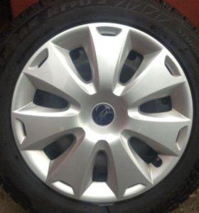 Колпаки для форд фокус 3 R16