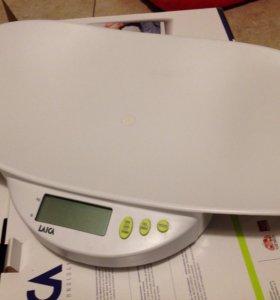 Электронные детские весы laica md6141