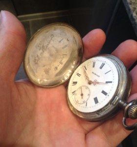 Карманные часы Ed.moser