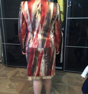 Костюм юбка + пиджак