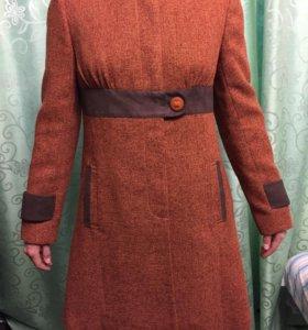 Женское пальто 44 размер