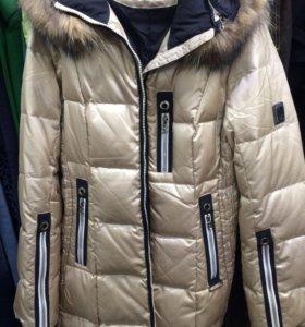 Новое Пальто женское р 50