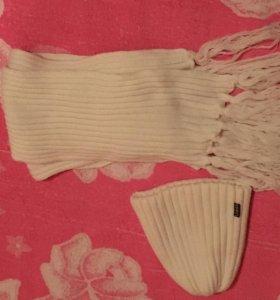 Шапки и шарфы женские рафатка