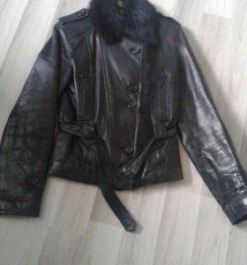 Куртка( косуха) демисезонная