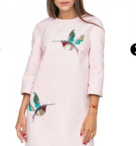 Платье новое кашемир