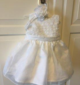 Платье, размер 68