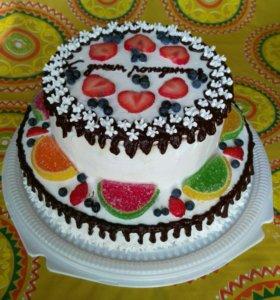 Принимаю заказ на торт
