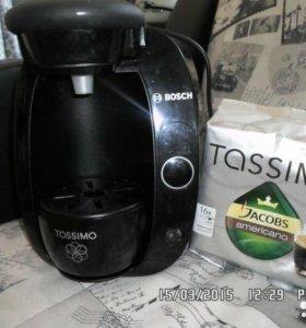 Кофемашина капсульная Bosch TAS 2002