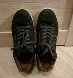 Ботинки осенние, мужские ECCO, 40 р-р