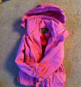 Куртка   на 3-5 лет