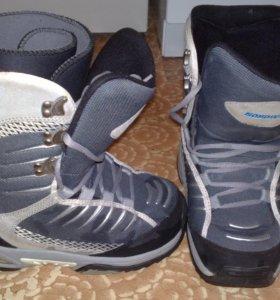 Ботинки сноубордические Nordway