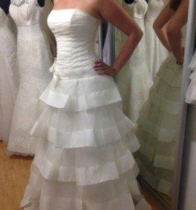 Бесподобной красоты платье