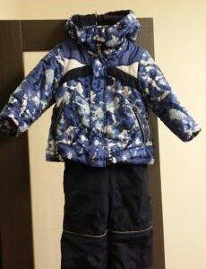 костюм зимний 92 размер на мальчика