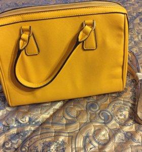 Женская сумка из исск кожи
